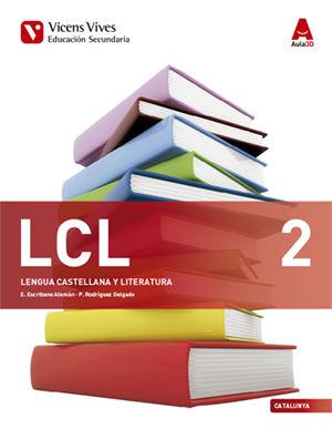 Lengua castellana 2ºeso cataluña 16 aula 3d