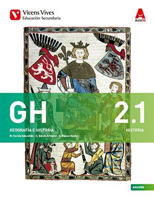 Geografia historia 2ºeso aragon bimestral 16 aula