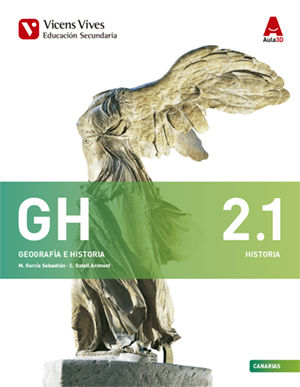 Geografia historia 2ºeso canarias 2.1/2.2 aula 3d