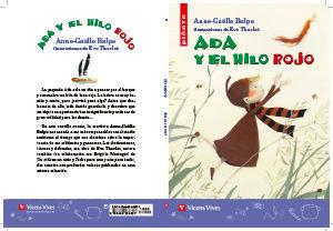 Ada y el hilo rojo (piñata)