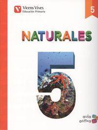 Naturales 5ºep c.leon 16 aula activa