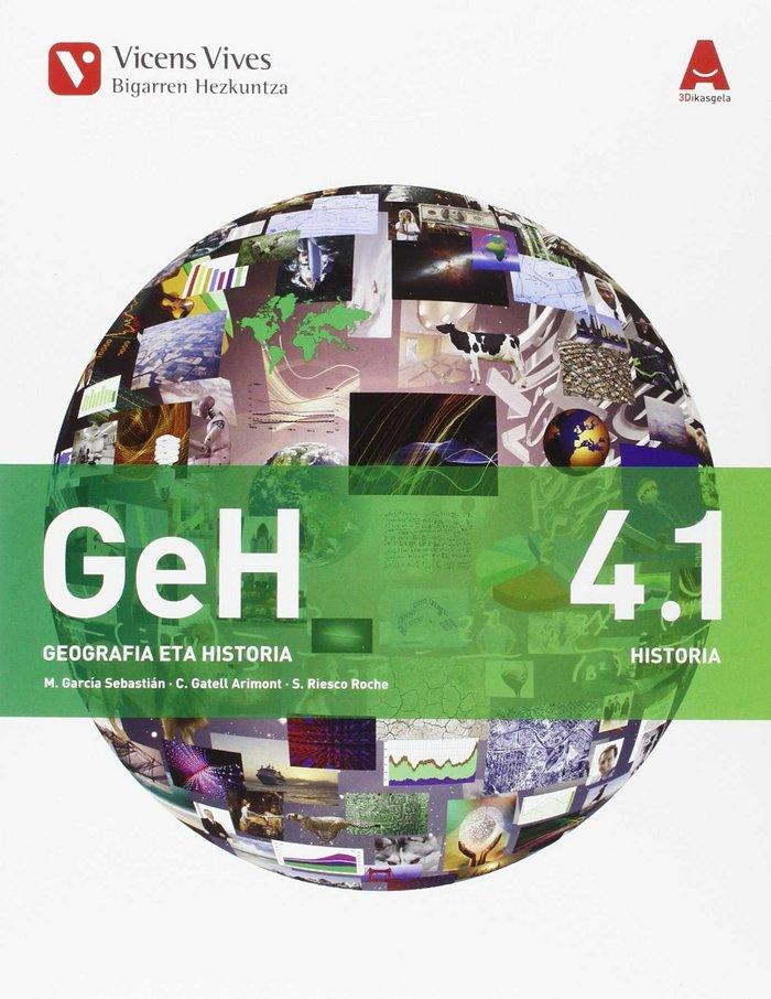Geografia historia 4ºeso 4.1 ikasgela navarra 16 a