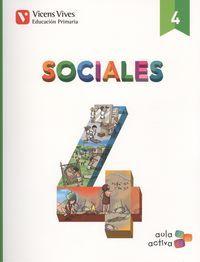 Ciencias sociales 4ºep c.leon 16 aula activa