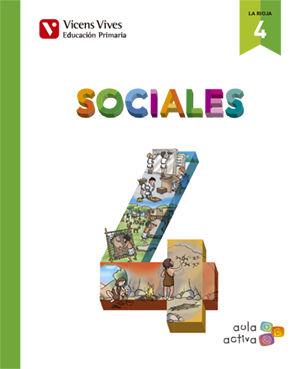 Ciencias sociales 4ºep rioja 16 aula activa