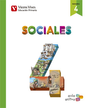 Ciencias sociales 4ºep navarra 16 aula activa