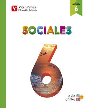 Ciencias sociales 6ºep c.mancha 16 aula activa