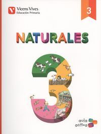 Naturales 3ºep asturias 16 aula activa