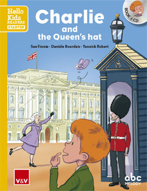 Charlie and the queen's hat (hello kids)