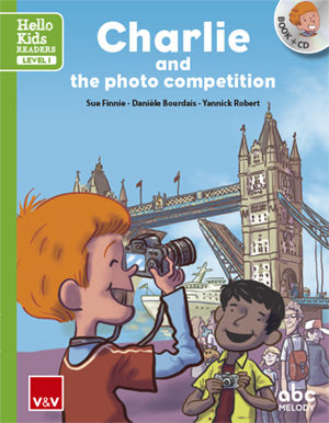 Charlie and the photo competition (hello kids)