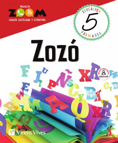 Lengua castellana 5ºep cataluña 20 zozo zoom