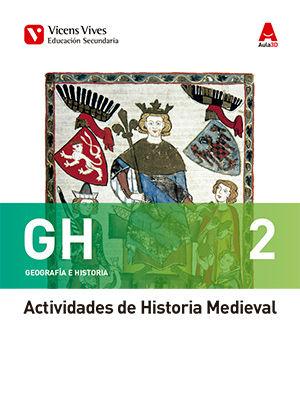 Cuaderno geografia historia 2ºeso medieval moderna