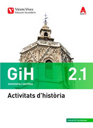 Quadern geografia historia 2ºeso valencia 16 aula