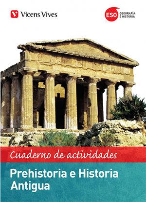 Prehistoria e historia antigua 1ºeso actividades 1