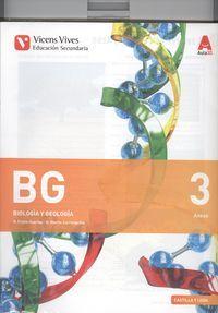 Biologia y geologia 3ºeso c.leon 16