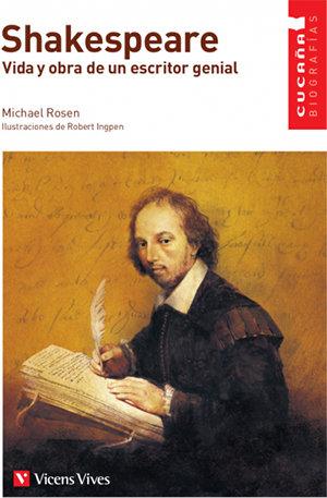Shakespeare vida y obra de un escritor genial