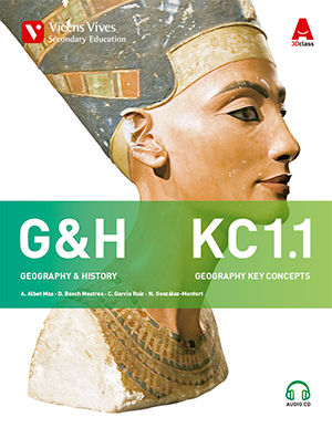 Geography history 1ºeso 1.1/1.2 cd key concepts 17