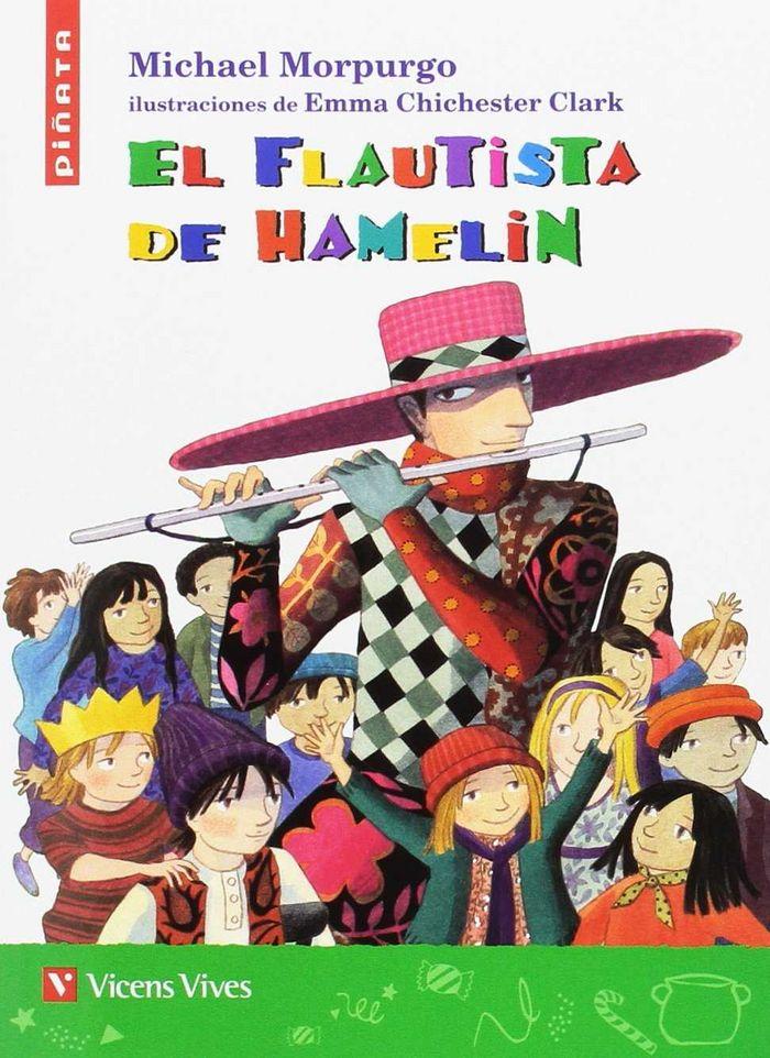 Flautista de hamelin,el