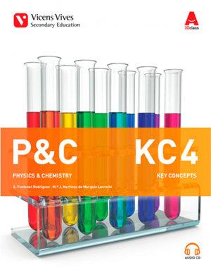 Physics chemistry 4ºeso key concepts +cd 17