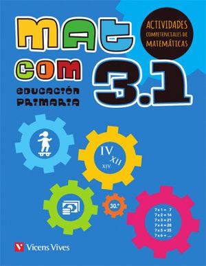 Matematicas 3ºep  3.1/3.2/3.3 actividades competen