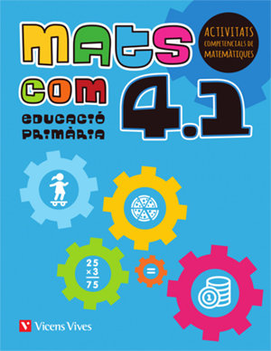 Mat com 4 (4.1-4.2-4.3) actividades competenciales