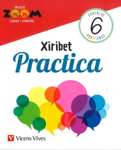Pratica lengua 6ºep valencia quadern refor 20