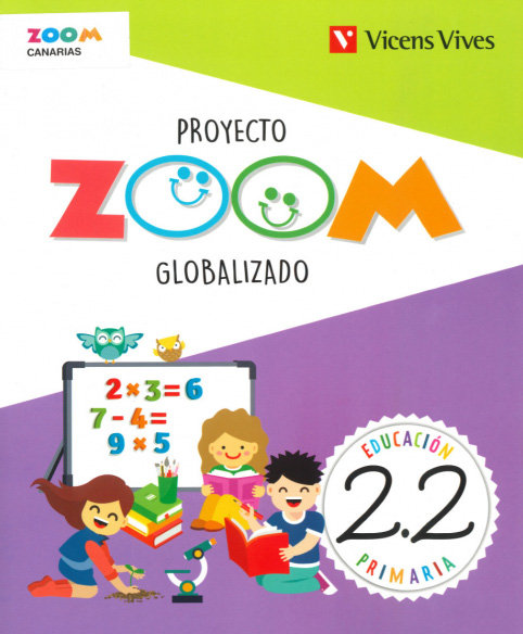 Globalizado 2ºep canarias 2ºtrim 19 zoom