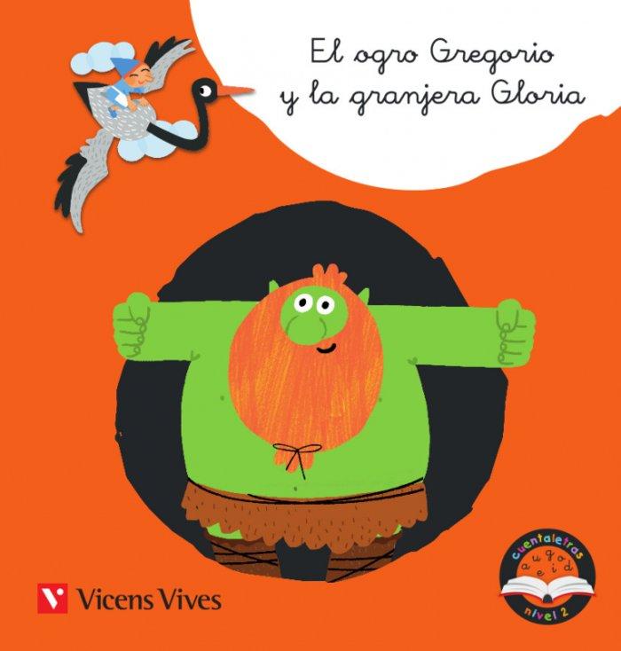 Ogro gregorio y la g,el