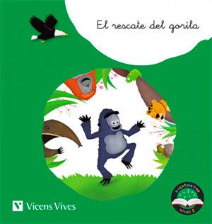 Rescate del gorila nivel 2 minuscula g gu