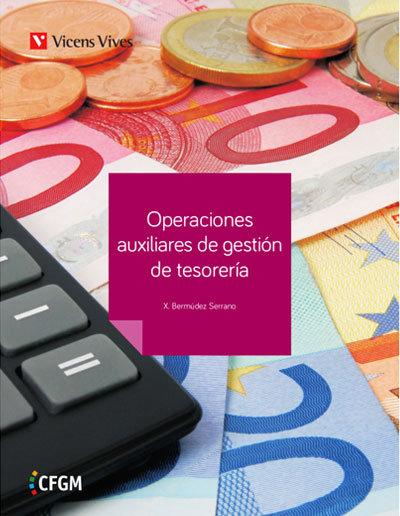 Operaciones auxiliares gestion tesoreria f.p.