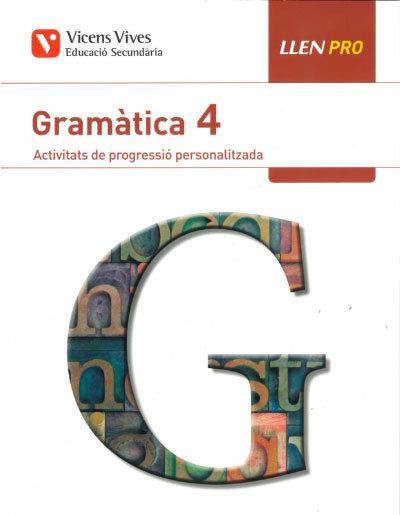 Gramatica 4ºeso pro catalan 20