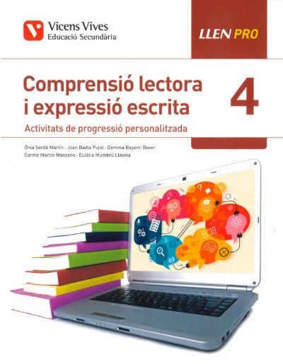 Comprensio lectora 4ºeso pro catalan 20