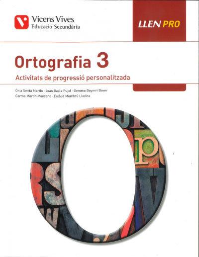 Ortografia 3ºeso pro catalan 20
