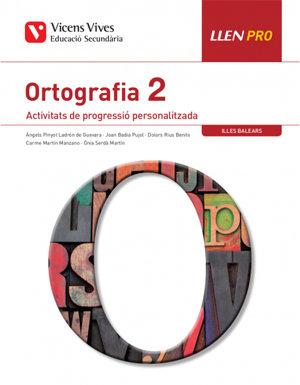 Quadern ortografia 2ºeso pro balears 17