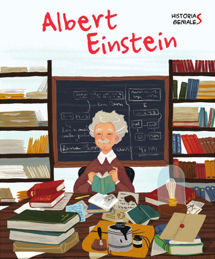 Albert einstein historias geniales (vvkids)