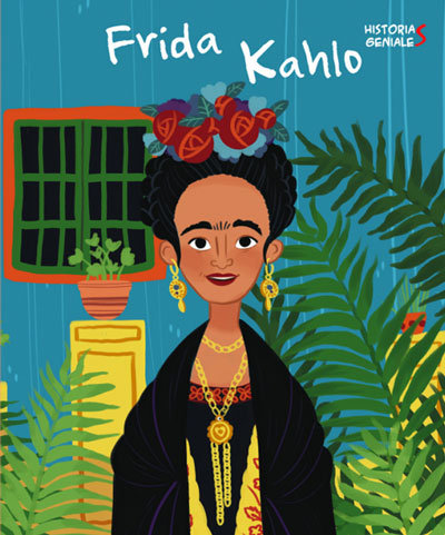 Frida kalho historias geniales (vvkids)