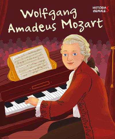 Mozart historias geniales (vvkids)