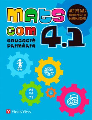 Matscom 4 (4.1-4.2-4.3) activitats competencials