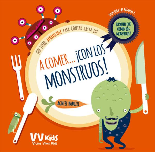 A comer con los monstruos