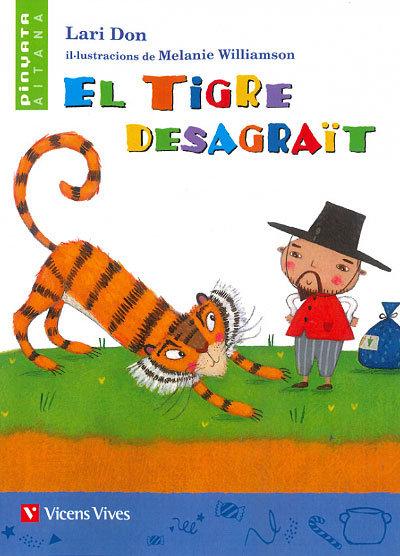 Tigre desagrait,el valenciano