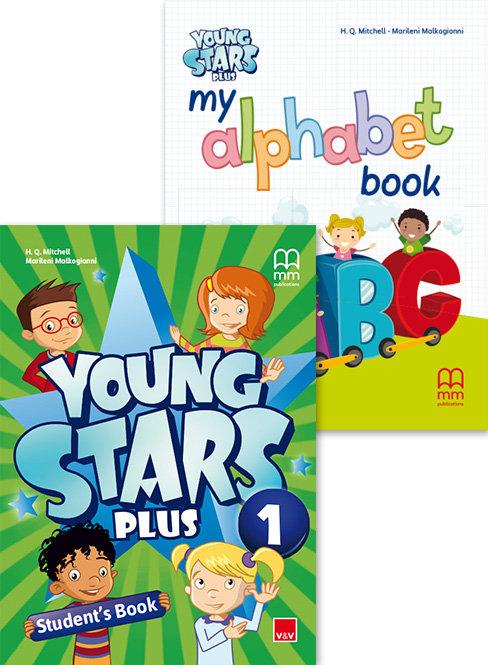 Young stars plus 1ºep st +my alphabet 19