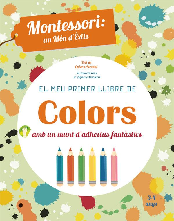 Meu primer llibre de colors,el