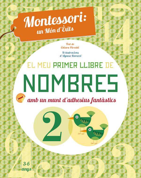 Meu primer llibre de nombres,el