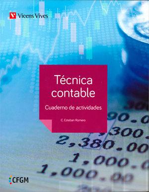 Tecnica contable act (f.p. grado medio)