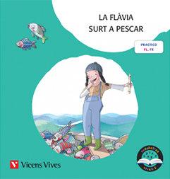 Flavia surt a pescar pal rodalletres,la