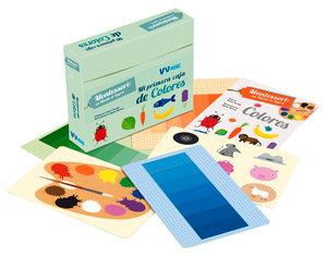 Mi primera caja de colores montessori