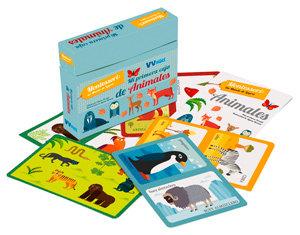Mi primera caja de animales montessori