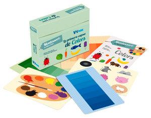 Primera capsa de colors,la