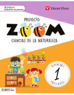 Ciencias naturaleza 1ºep valencia+act.bienv.18 zoo