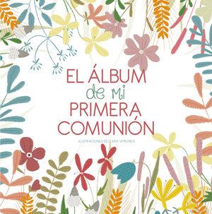 Album de mi primera comunion,el