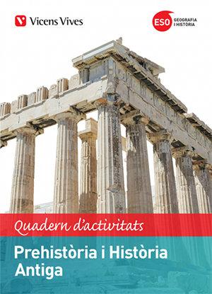 Prehistoria i historia antigua 1ºeso catalan activ